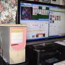自作パソコン フルHD (OSはWindowsXP)