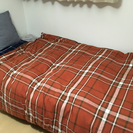 ニトリの寝具5点セット(シングル)
