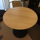 〈交渉中〉丸テーブル