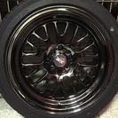 XXR531 4本タイヤ付きホイールセット