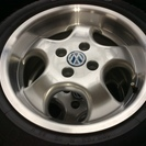 VW  RH  カップホイール  値下げ  (^ ^)