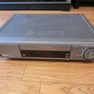 SONY VHSビデオカセットレコーダー SLV-BX11 (動作品)