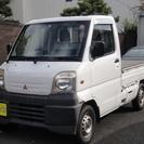 H11年 三菱 ミニキャブトラック TL エアコン パワステ 4W...