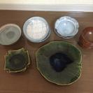備前焼など陶芸品の食器お譲りします