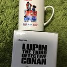 ルパン&コナン コラボマグカップ