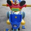 ディズニー★おしゃべり&メロディー三輪車
