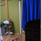 大型ブラックライト ブルー系 高さ165cm