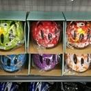 オープンセール ジュニアヘルメット TETE スプラッシュハート