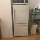 美品 無印良品 冷蔵庫 157リットル