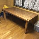 (交渉中)テーブル