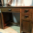 ✴︎値下げ 木味のよい机 古家具
