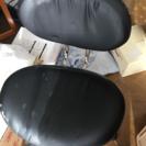 ローラー付き椅子 コマ付き 2つ目