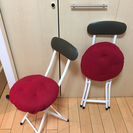 折りたたみ椅子×3