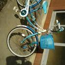 まだまだ乗れる‼☆23インチ自転車☆