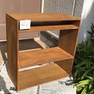 木製手作り棚(No.2)差し上げます
