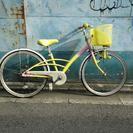 ブリヂストン 22インチ 子供自転車 直接引き取りのみ