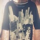 Tシャツ galvanize 46 プリント Tシャツ メンズ