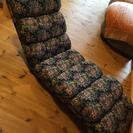 リクライニング付き座椅子