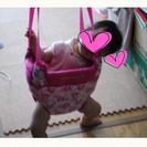 取引中:赤ちゃん用室内ブランコ