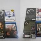Blu-ray DVD レディーガガ他 4本