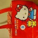 キティちゃんのバッグ