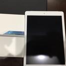 iPad Air 32GB シルバー 美品 ソフトバンク 値下げ