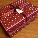 【可愛い箱!】プレゼントボックス/ラッピングボックス