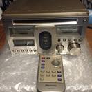値下げPanasonic 真空管カーオーディオ CQ-TX5500D