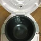 シャープの炊飯器 500円