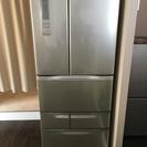《取引中》東芝 ノンフロン冷凍冷蔵庫 GR-E47F VEGETA...