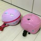 【約88%OFF】SG安全規格の子ども用自転車ヘルメット【ピンク2...