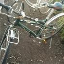 LAND ROVERのクロスバイクです