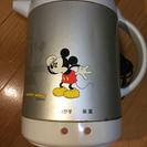 象印電気保温ポット(ミッキーマウスモデル)