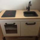 IKEAのキッチン、調理グッズ