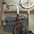 折りたたみ自転車 中古 屋内保管