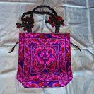 タイモン族の刺繍バッグのセット