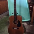 ソフトケース付きギター