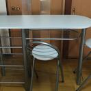 テーブル、カウンターセット(お取り引き相談中ですm(_ _)m)