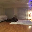 飯田橋 20畳 最上階角部屋 5万円/週〜 ウィークリー デザイナーズ