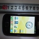 【ジャンク品】SAMSUNG GT-S5 660V  (SIMフリ...