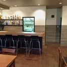 ★オシャンティーな空間で食事とお酒を楽しめます★