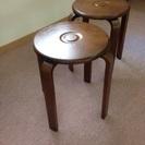 椅子2脚セット