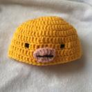 新品!毛糸の帽子