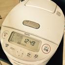 SANYO 炊飯器 5.5合炊き※商談中