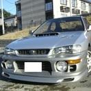 H6 インプレッサWRX車検2年付 4WDターボ 社外エアロ 10329