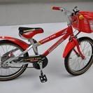 子供用 自転車 赤
