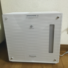 【パナソニック】ナノイー 気化式加湿器 FE-KXL05-W ミス...