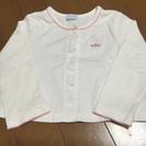 ミキハウス☆カーディガン♡美品80サイズ