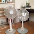 扇風機2台