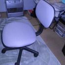 事務所移転の為椅子4個お譲りいたします